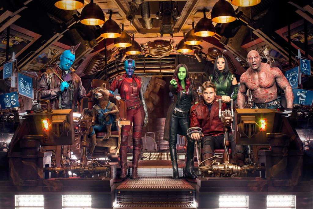'Guardians Of The Galaxy Vol. 2' Disc Will Have An Extra Special Surprise