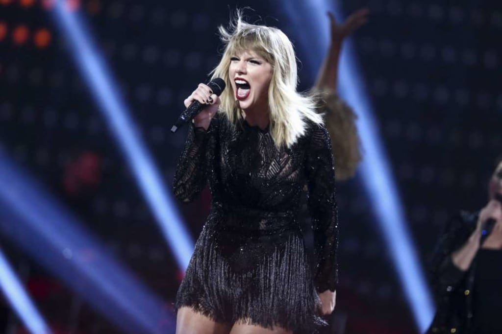 ACLU Defends Blogger Who Suggests White Supremacy Connection with Taylor Swift