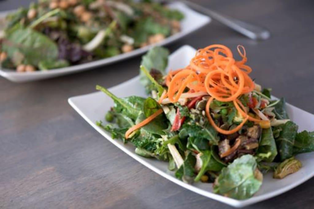 Five Vegan/Vegetarian Friendly Places in Orlando