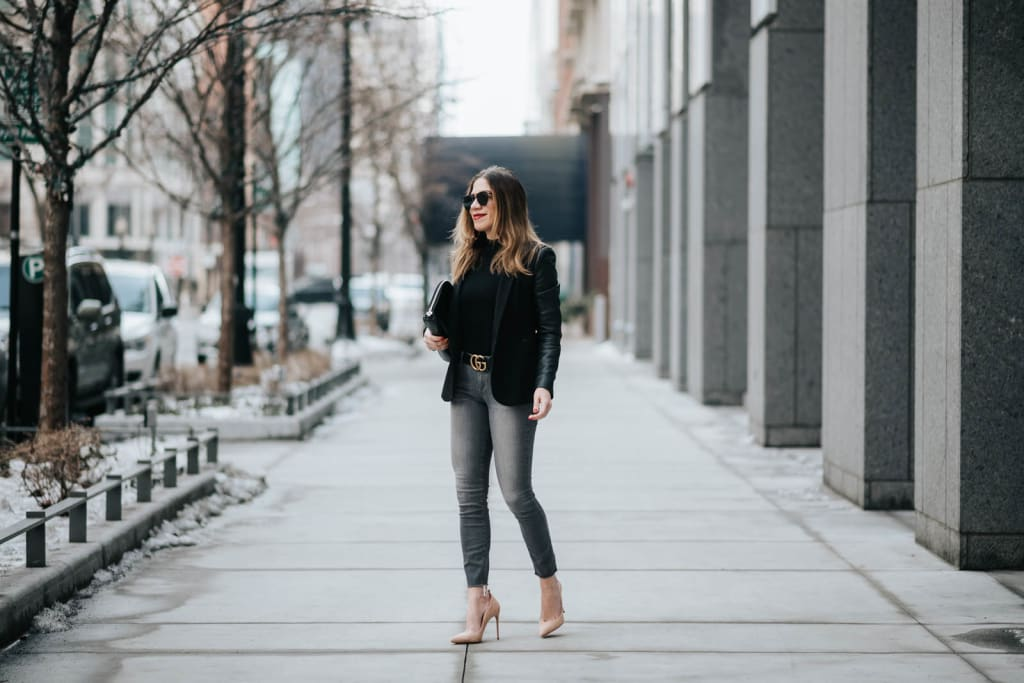 How to Wear Black Like a New Yorker