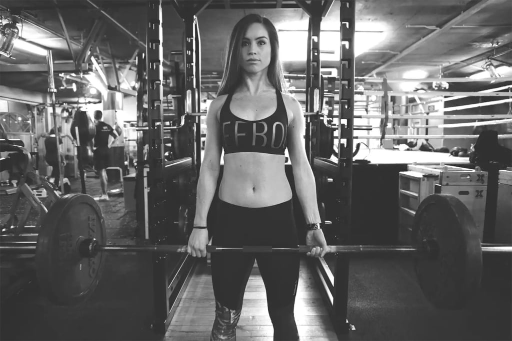 Weightlifting Myths for Women
