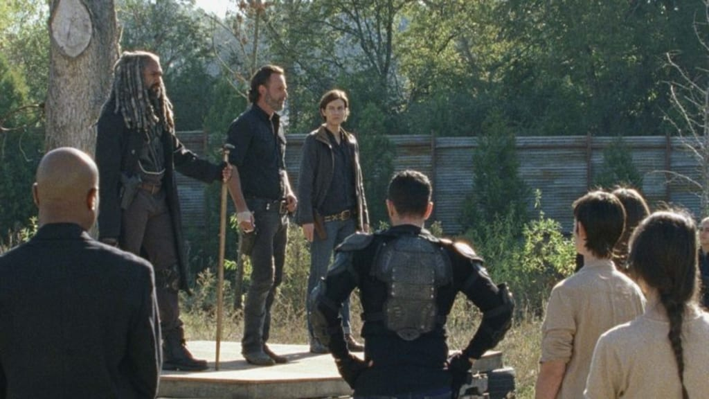 The Fast And The Goriest: Showrunner Confirms 'The Walking Dead' Will Never Overtake The Comics