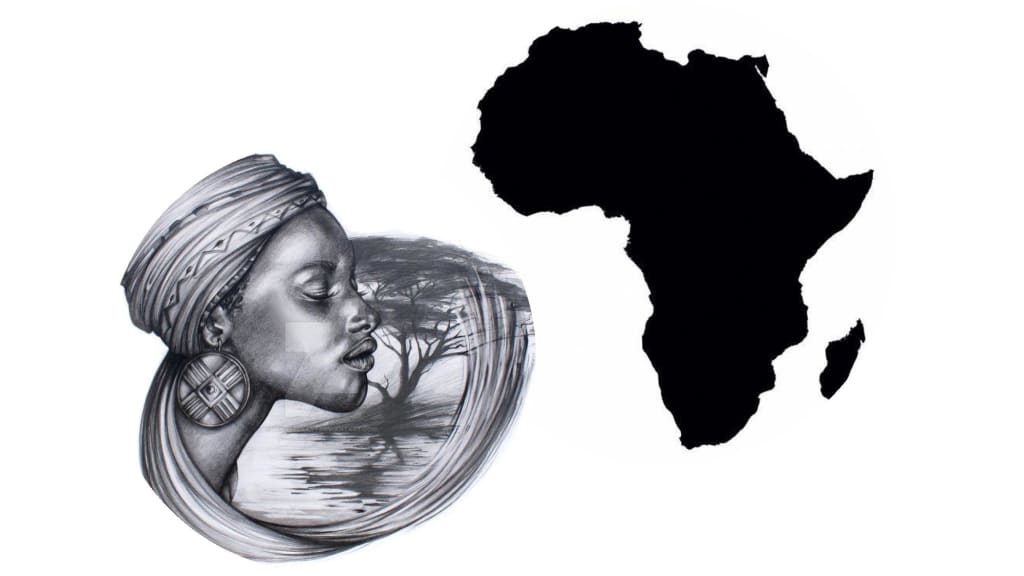 African Descendant People: Lonely Nation Away from Home
