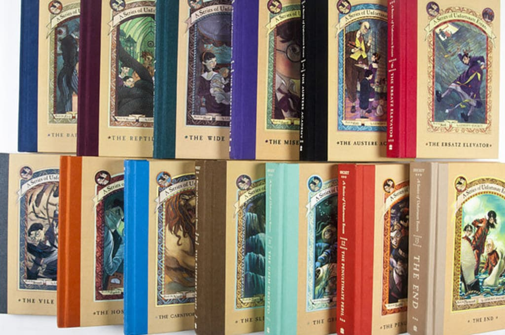 Why 'A Series of Unfortunate Events' Is Worth a Read