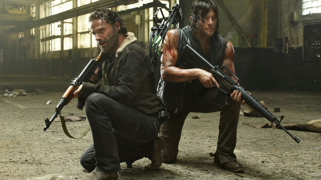 I Got 99 Episodes, But Alpha Ain't In One: Video Recaps The First 99 Episodes Of 'The Walking Dead'
