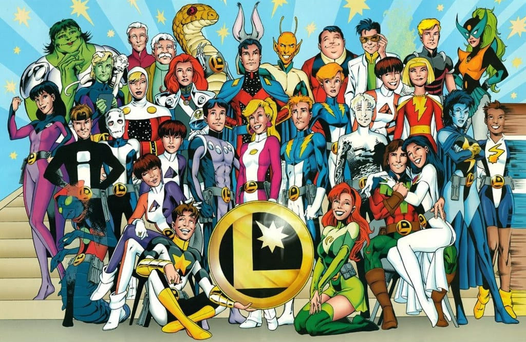 Did 'Supergirl' Season 2 Set Up A 'Legion Of Super Heroes' TV Series In The CW's Arrowverse?