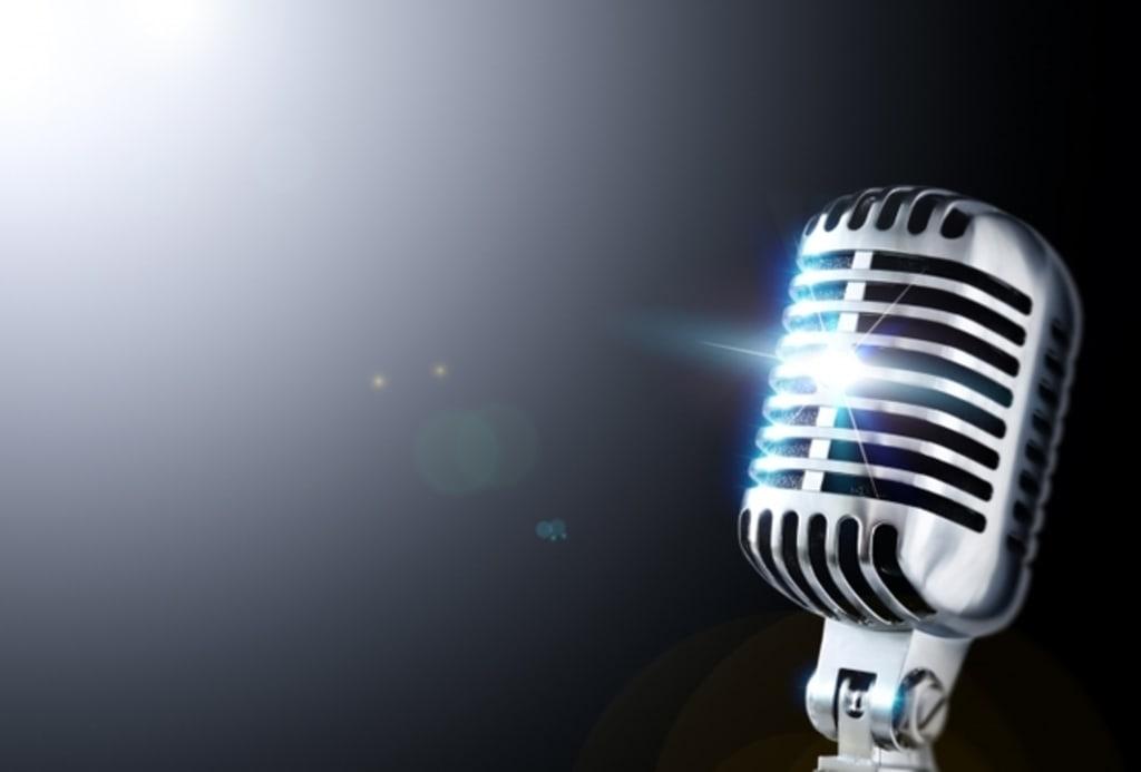 The Slam Poetry