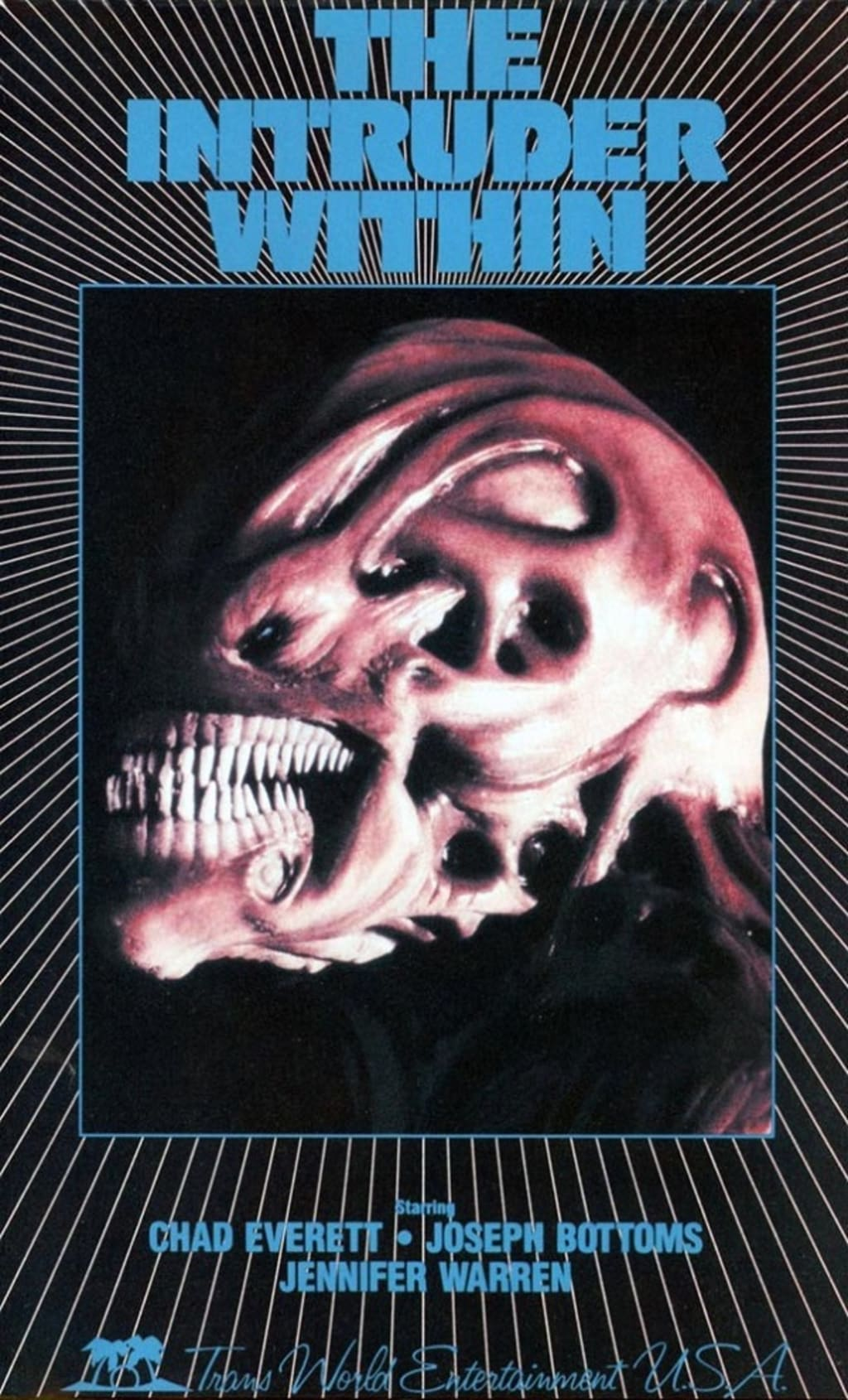 Reed Alexander's Horror Review of 'The Intruder Within' (1981)