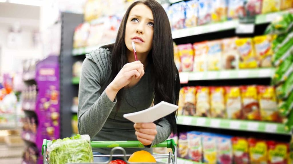 Why You Suck at Grocery Shopping