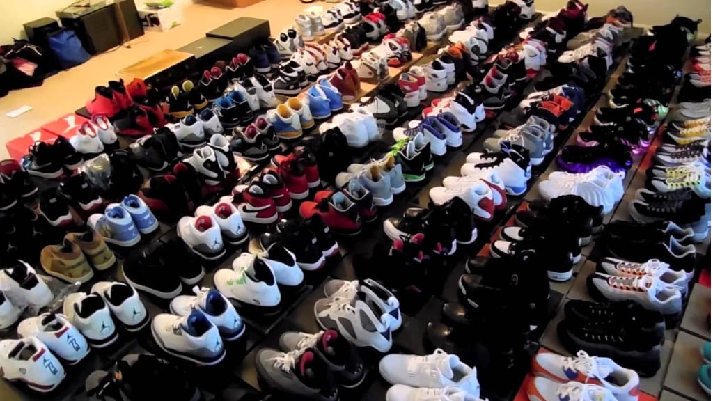 To Be or Not to Be a Sneaker Head