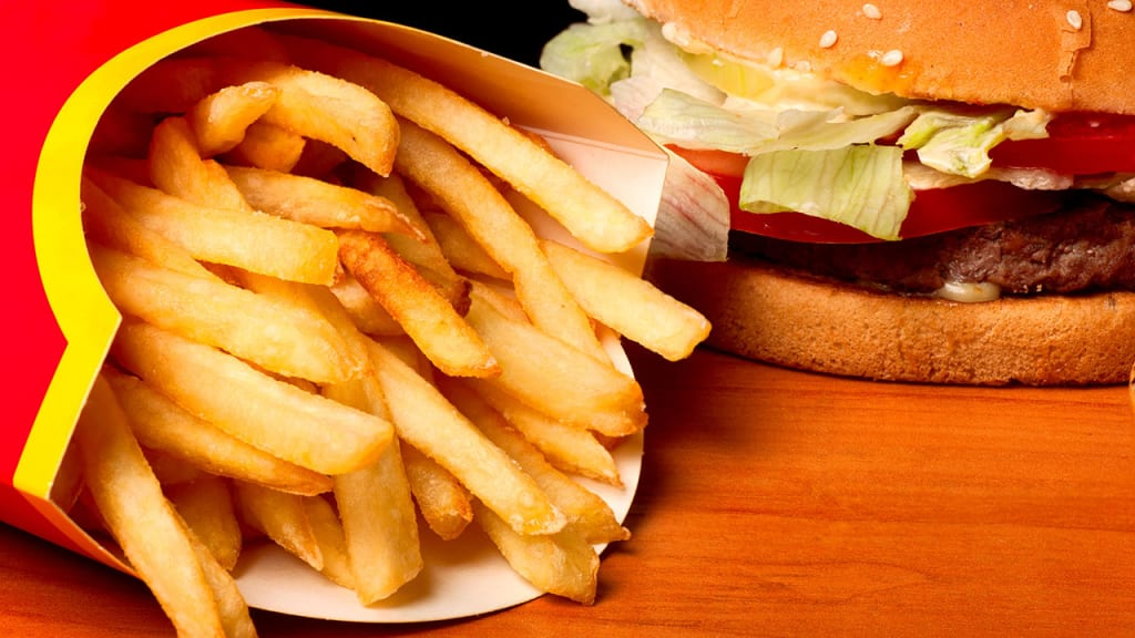 I Rank My Top 5 Fast Food Chains