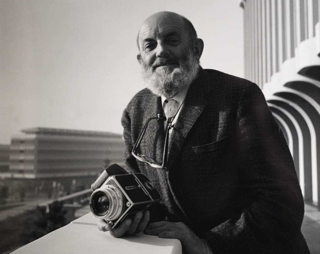Famous Photographers That Use Hasselblads