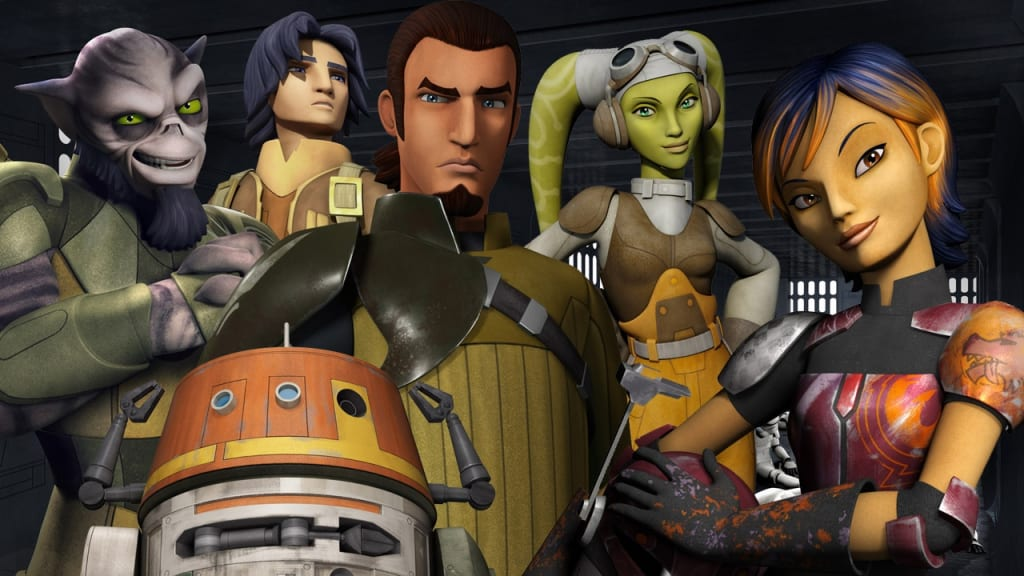 'Star Wars: Rebels' Season 4 Will Be Its Last — What Are Our Heroes' Fates?