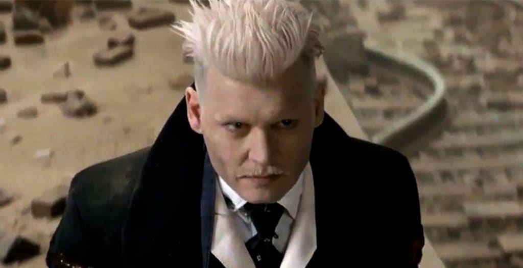 Fantastic Beasts: Should Johnny Depp Be Part of the Casting?