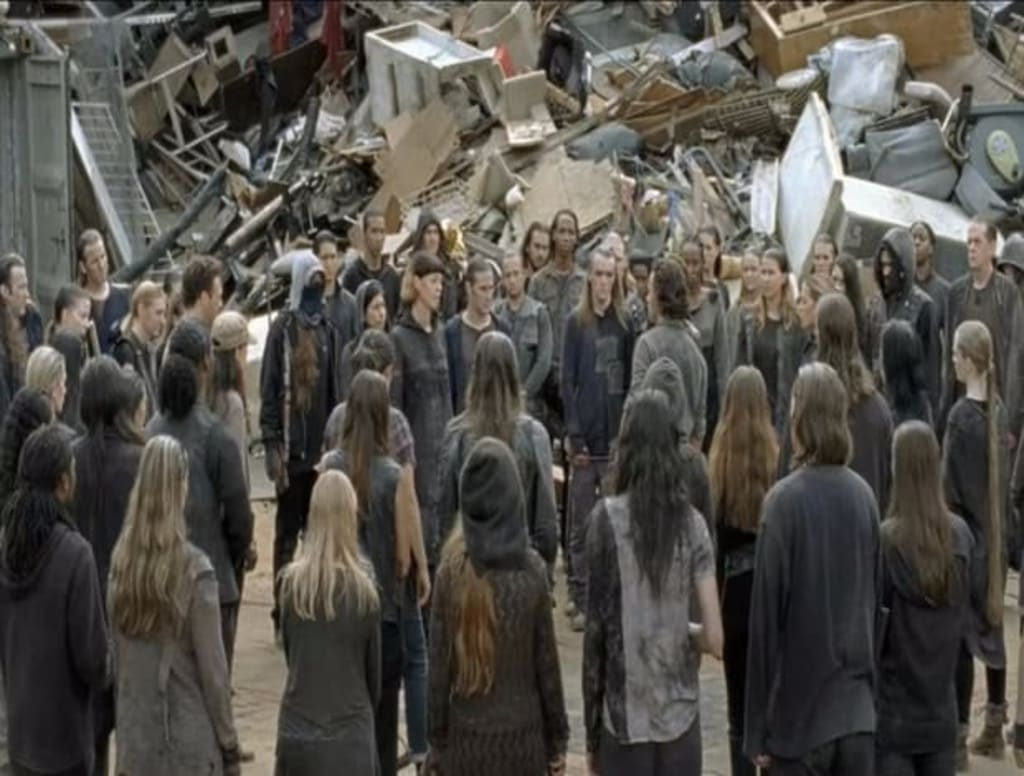 The Walking Dead: The New Survivors Will Join Rick Grimes's Army