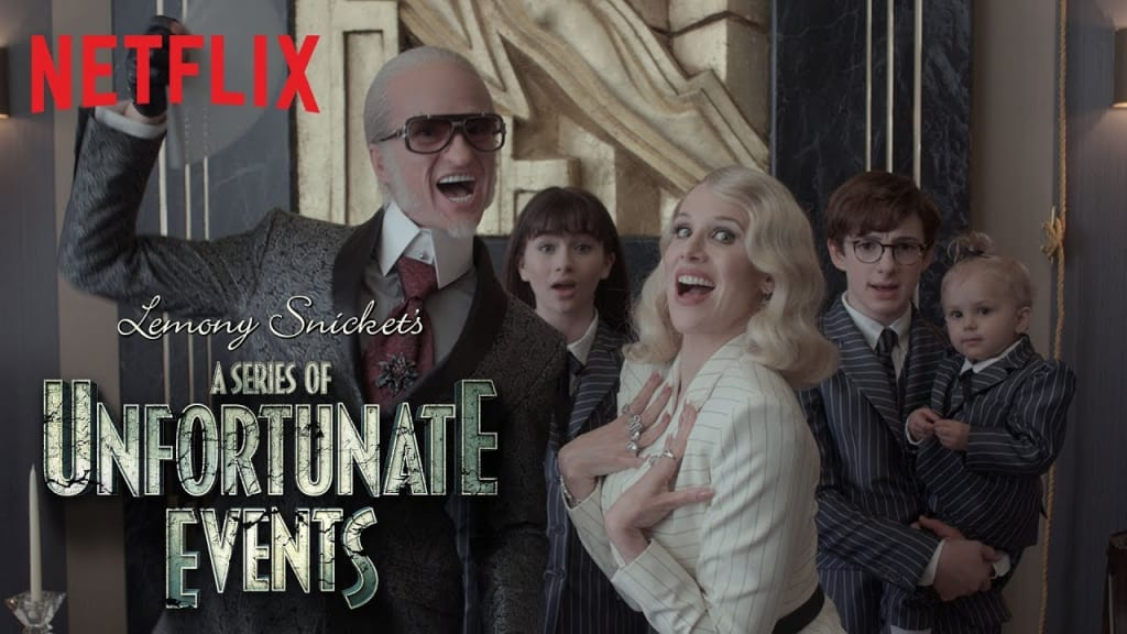 Review: Netflix's 'A Series of Unfortunate Events'