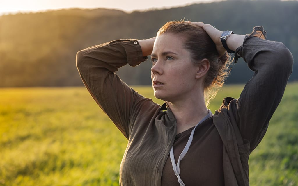 The Intelligence and Humanity in 'Arrival' Make It a Welcome Departure From More Action-Orientated Sci-Fi
