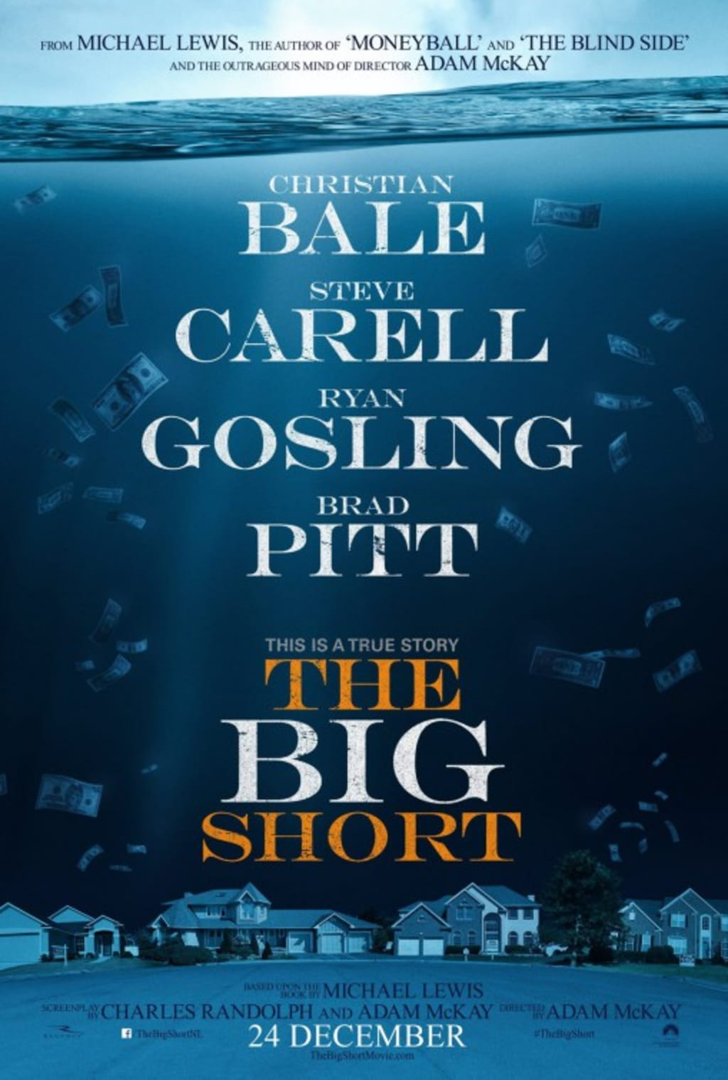 In The Big Short, 2008 Economic Crisis Had Winners Who Didn't Break the Law