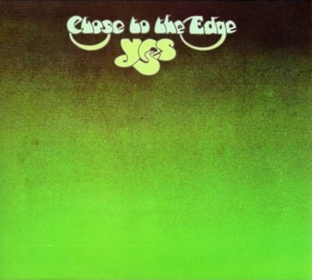 'Close to the Edge' - Taste the Fruit of Yes Recorded
