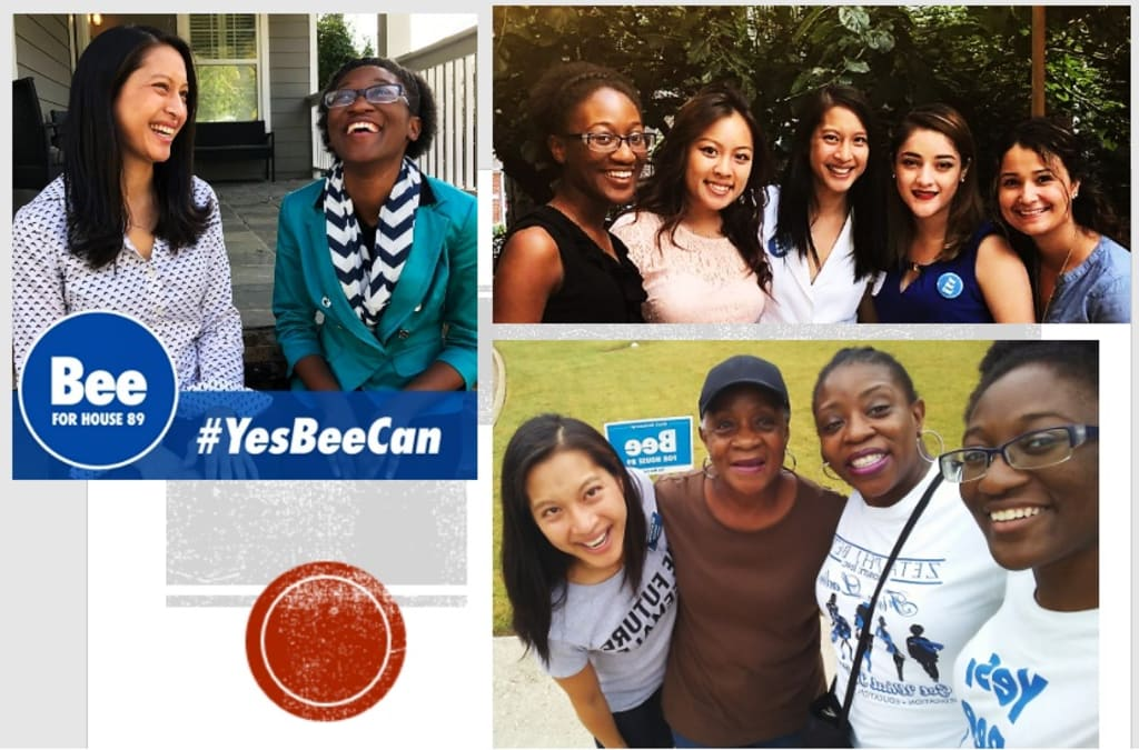 Why I Support the First Asian-American Progressive Woman Elected to the House of Representatives in GA, Bee Nguyen