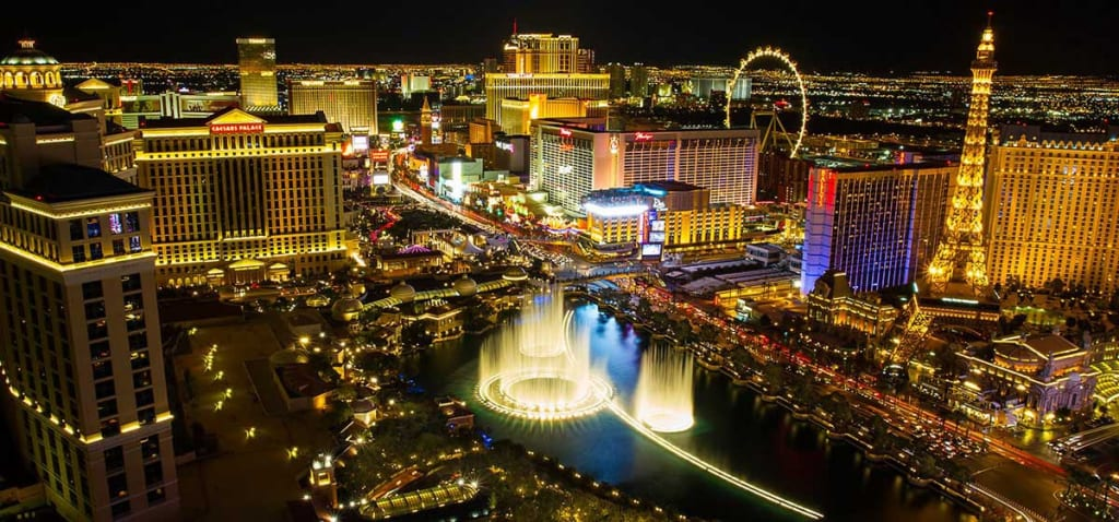 Top 10 Free Things to Do in Las Vegas