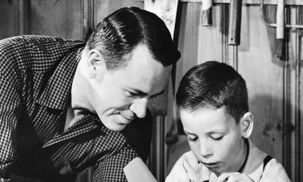 My Father Taught Me The Three Fundamentals of Success