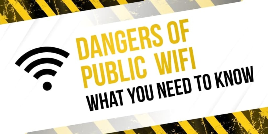The Risks of Public Wifi and How to Stay Safe