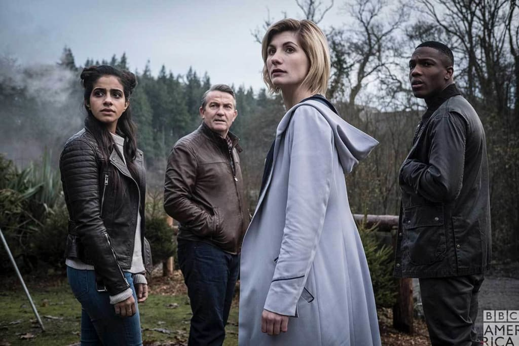 'Doctor Who' Has Not Forgotten Its Past. Here Are Three Reasons Why