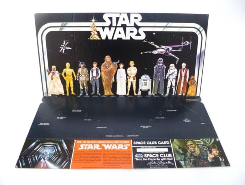 Sweet Box Surprise STAR WARS Figurine