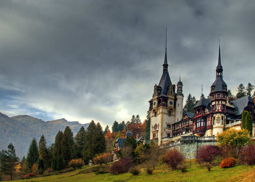 Peles Castle: Worth Visiting