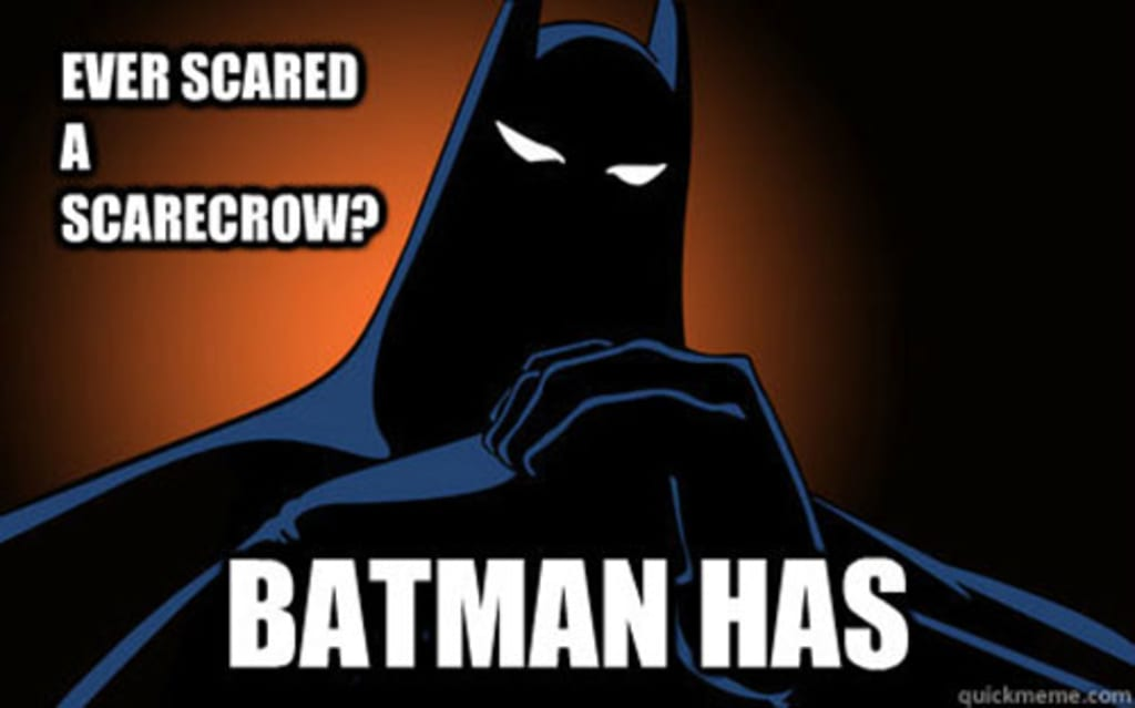 The 20 Funniest Batman Memes on the Internet That Show Off the Dark Knight's Light Side