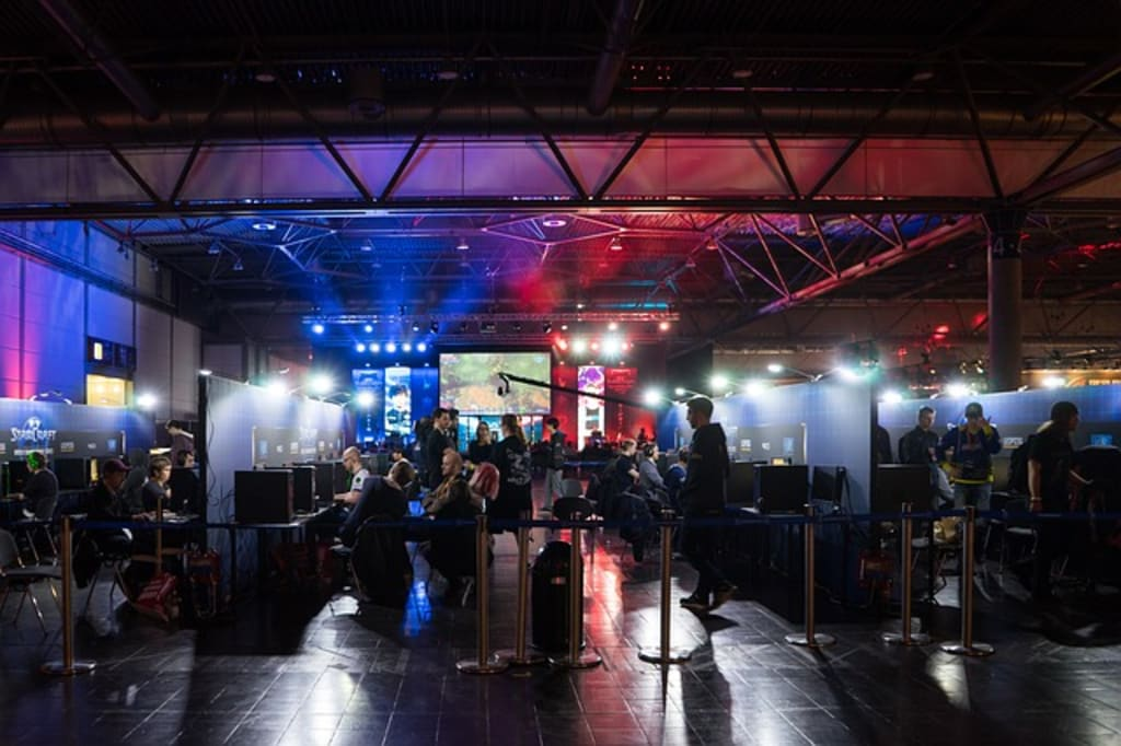What Esports and Sports Have in Common