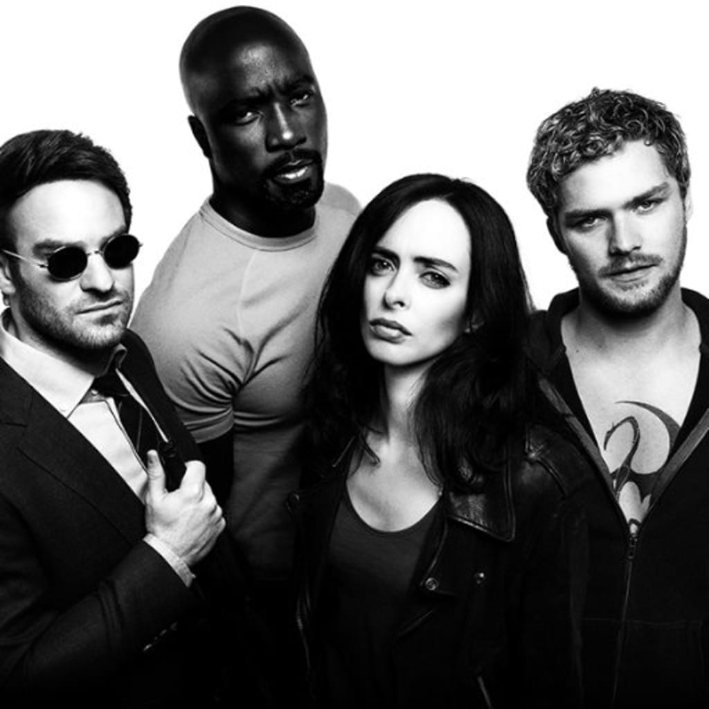 Why the Defenders Need Iron Fist