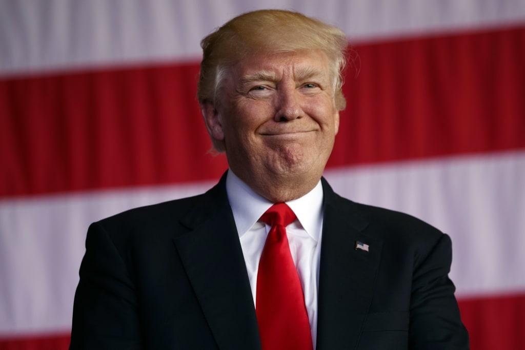 President Trump Declares a National Emergency