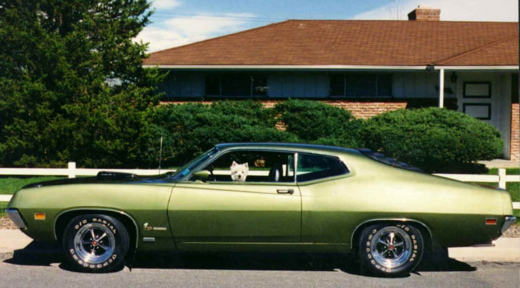 There Goes a Green Torino