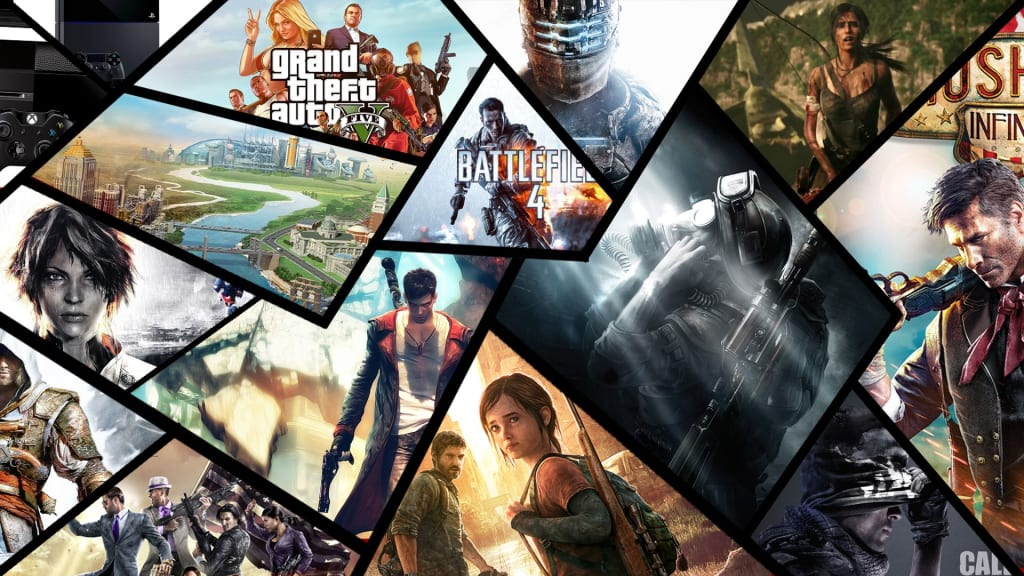 The 10 Most Underrated Video Games of All Time