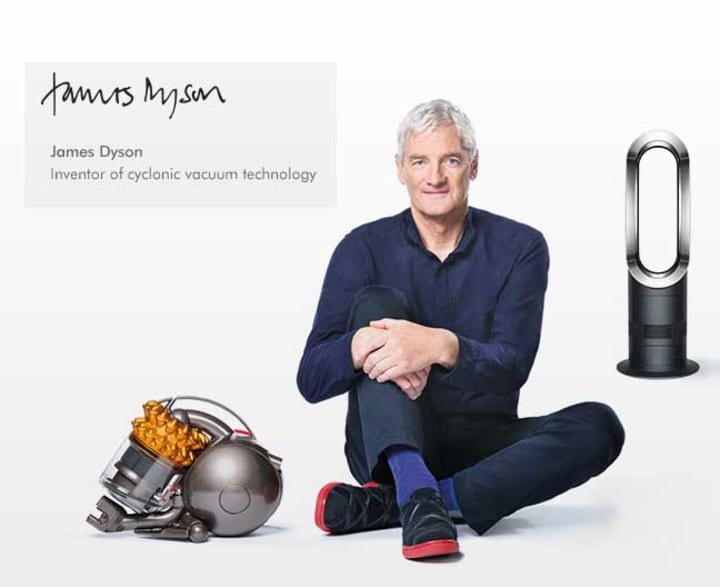 11 Expensive Things Owned By Billionaire James Dyson