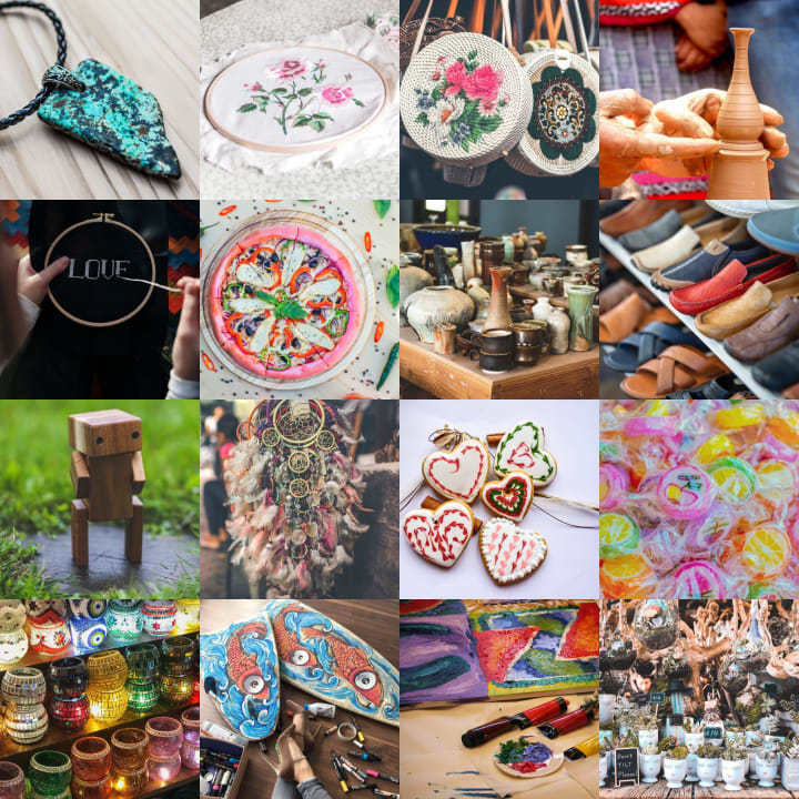 150+ Crafty Hobbies For Absolutely Everyone