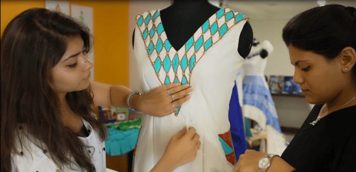 Inifd Fashion Design Institute In Rajkot Government Fashion Design Course