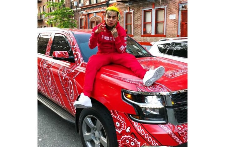 10 Expensive Things Owned By Tekashi 6ix9ine AKA David Hernandez