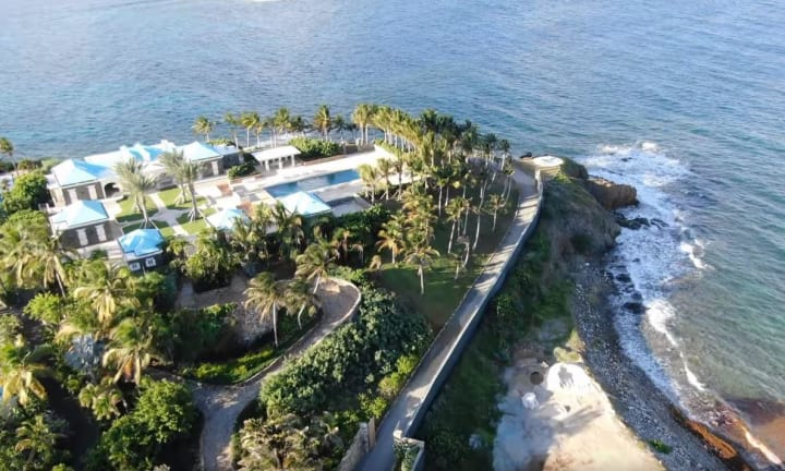 10 Expensive Things Previously Owned By Billionaire Jeffrey Epstein