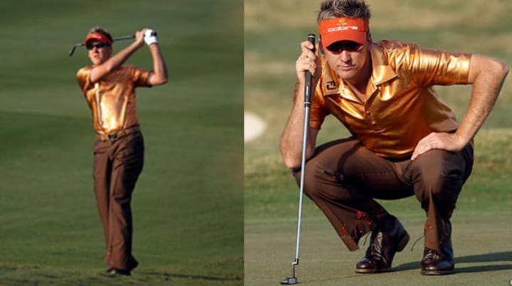 10 Expensive Things Owned By Golfer Ian Poulter