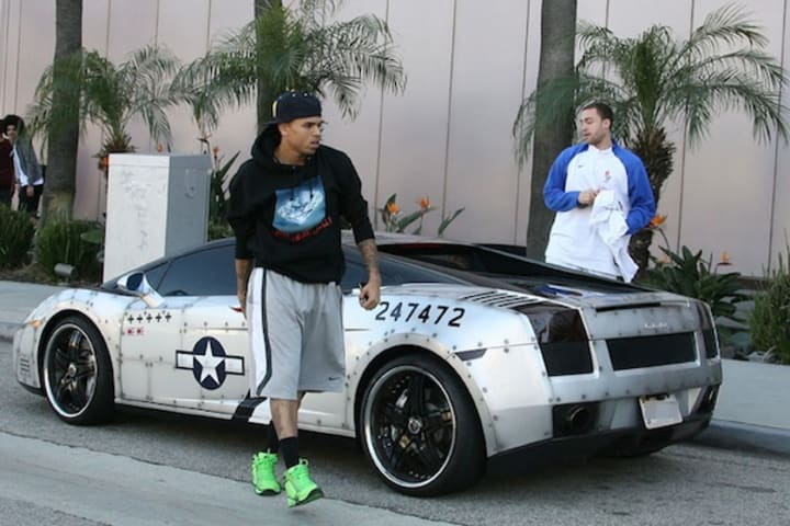 Chris Brown And 10 Expensive Things He Owns