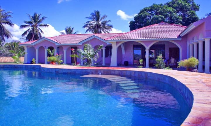 Esther Akothee mansion