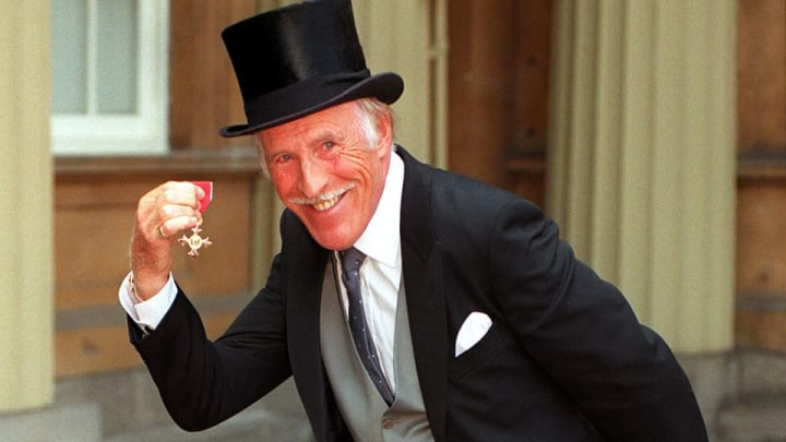 5 Expensive Things Previously Owned By Sir Bruce Forsyth