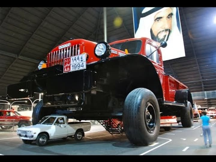 10 Expensive Things Owned By Sheikh Khalifa Bin Zayed Al Nahyan