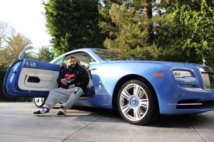 10 Expensive Things Owned by Millionaire DJ Khaled