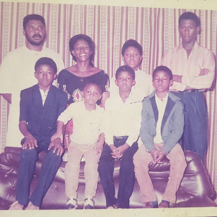 Meet All 6 Children of Nollywood Actor Pete Edochie (Photos). | Families