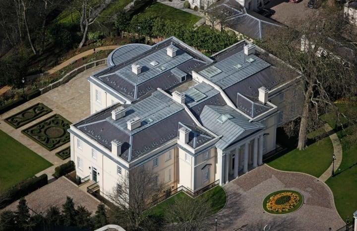 Billionaire Russian Mega Mansions