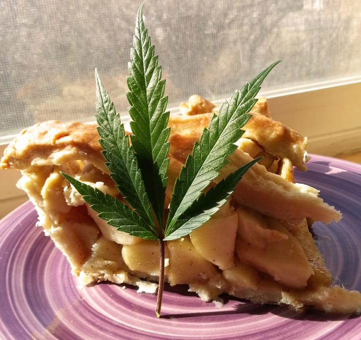 How to Make Pot Apple Weed Pie